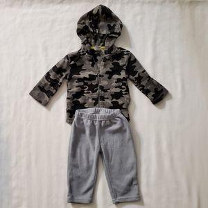 Kids Boys 18M Warm Jacket and Pants